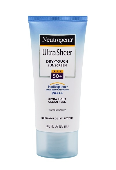 Neutrogena® Ultra Sheer Dry-Touch Sunscreen SPF50 PA+++ 88ml