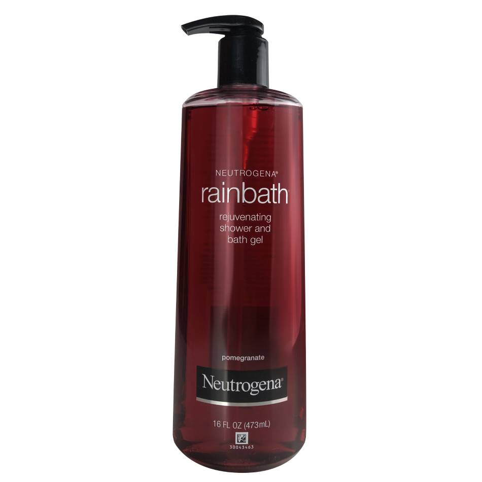 Neutrogena® Rainbath® Rejuvenating Pomegranate Shower and Bath Gel 16oz (473ml)