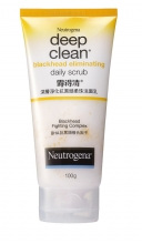 Neutrogena® Deep Clean® Blackhead Eliminating Daily Scrub 100g