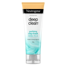 Neutrogena® Deep Clean® Purifying Clay Mask 100g