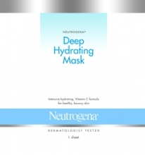 Neutrogena® Deep Hydrating Mask 1s