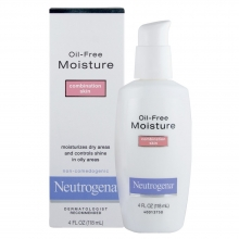 Neutrogena® Oil-Free Moisture for Combination Skin 118ml
