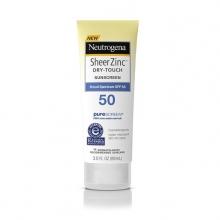 Neutrogena® Sheer Zinc Dry-Touch Sunscreen SPF50+ PA+++ 88ml