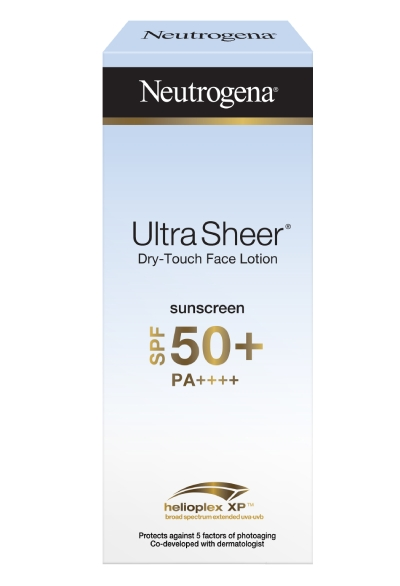 Neutrogena® Ultra Sheer Dry-Touch Sunscreen SPF50 PA+++ 50ml