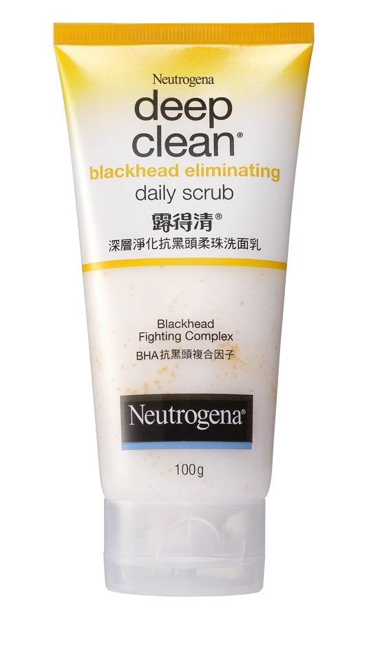 Neutrogena® Deep Clean® Blackhead Eliminating Daily Scrub 100g