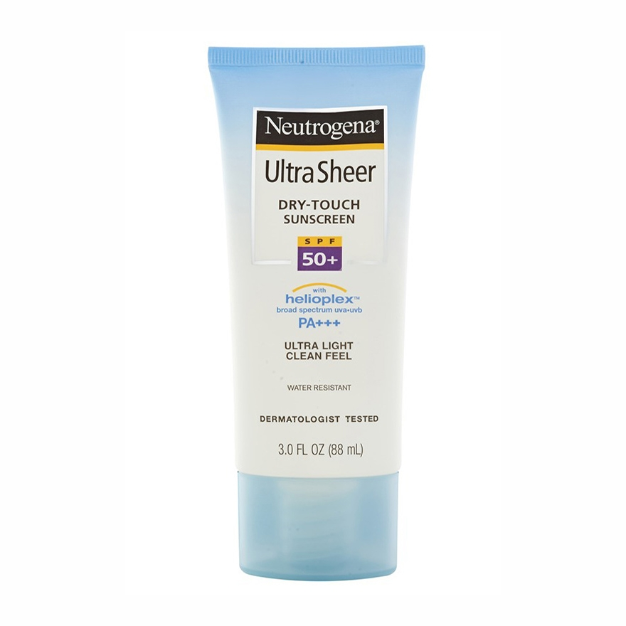 Neutrogena Ultra Sheer Dry-Touch Sunblock SPF 50+ PA+++ 88ml