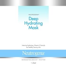 Neutrogena® Deep Hydrating Mask 1s