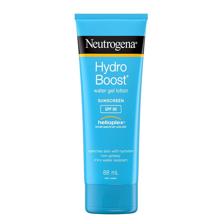 Neutrogena® Hydro Boost™ Water Gel Lotion Sunscreen SPF50 88ml