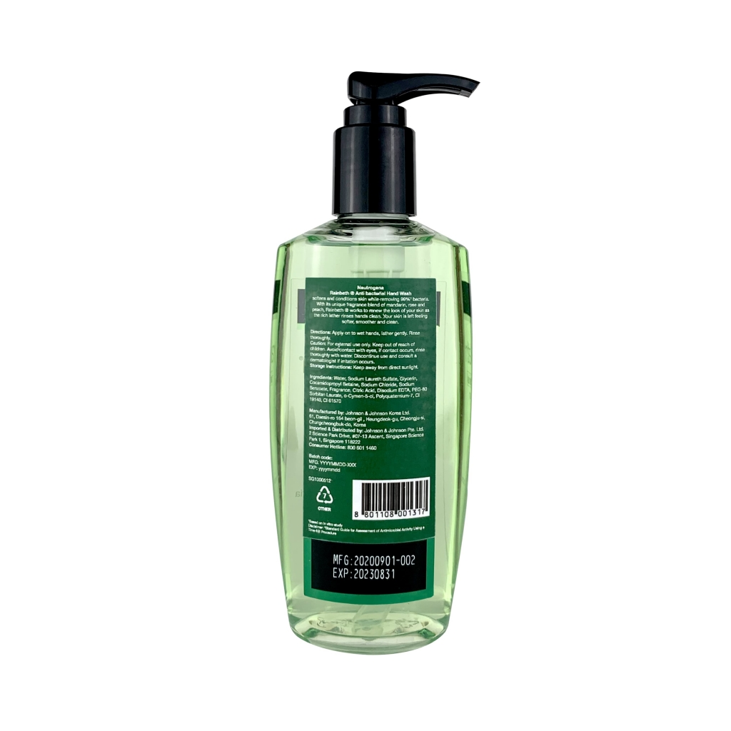 Neutrogena® Rainbath® Anti-Bacterial Hand Wash 200ml