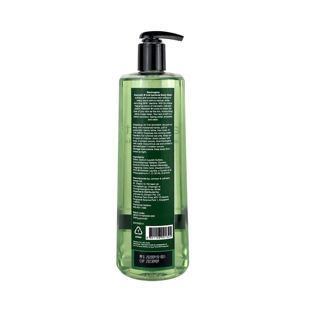 Neutrogena® Rainbath® Anti-Bacterial Body Wash 473ml
